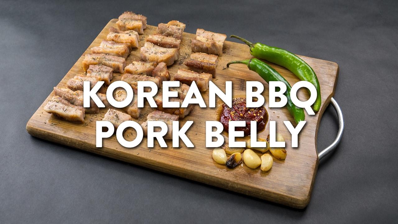 Cuckoo Cfr 311 Korean Bbq Pork Belly