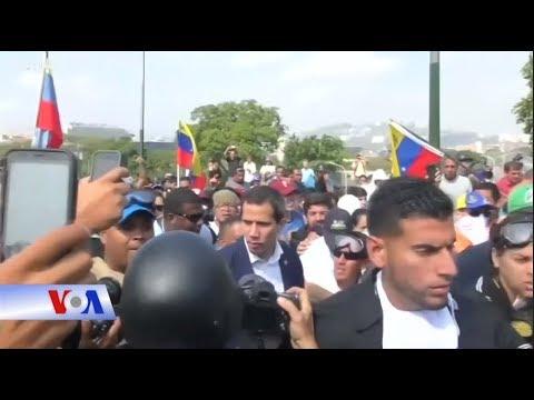 Truyền hình VOA 1/5/19: Chính phủ Venezuela 'đối phó đảo chính'