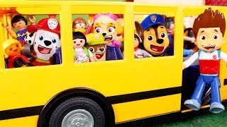 Paw Patrol Toys 🐾 Paw Patrol Goes On A School Trip 🚍🏫