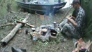 The Ky Woodsman- Fall Camping Trip