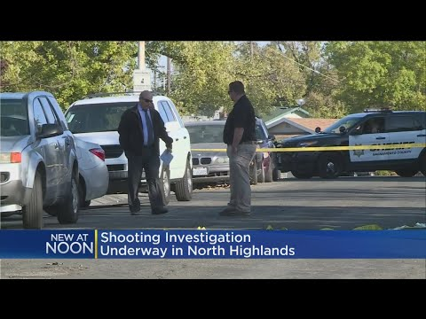 Police: Shooting Victim From Sacramento Incident Found In North Highlands