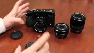 Fuji Guys - Fujifilm X-Pro1 - Hands-on Preview (1/2)