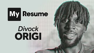 Divock Origi: My Resume | The Liverpool And Belgium Striker In His Own Words