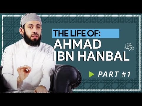 Ahmad ibn Hanbal httpsiytimgcomvixyESgrVSSNQhqdefaultjpg