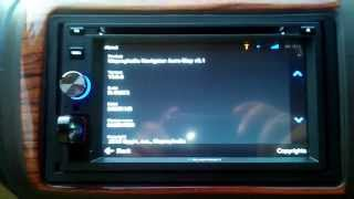Blaupunkt san diego 530 fitted in Honda Amaze  INDIA