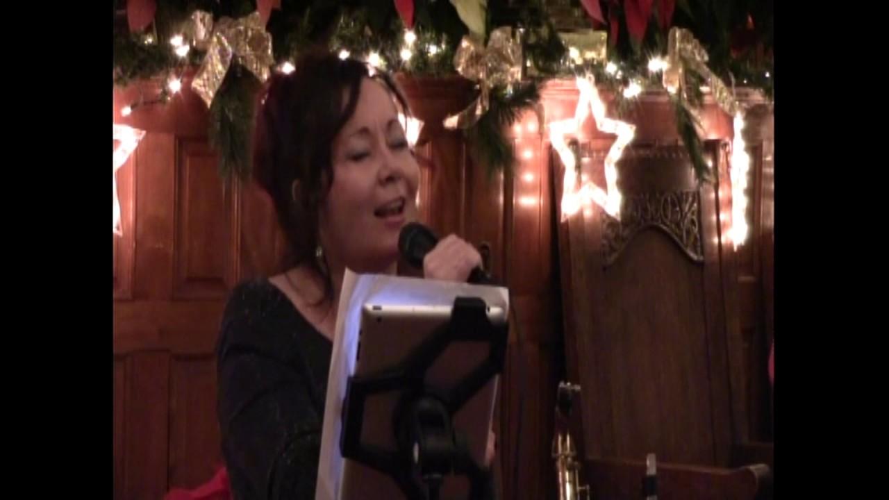 Hallelujah:  Lisa Coryea with Neil Wright  12-2-18