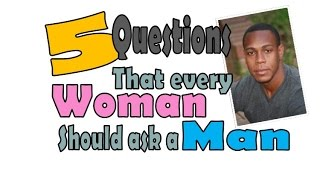 Top 5 First Date Questions