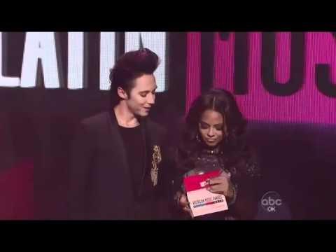 AMA (American Music Awards) 2010 - Shakira Wins Best Latin Video