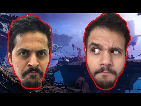 #تيم_ريان ضد #تيم_علي ! - Destiny 2: Forsaken