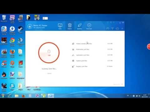 Baidu PC Faster review HD