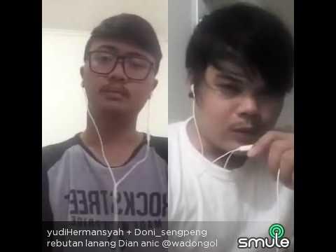 TAMPAN ZAMAN NOW !!! Rebutan lanang - dian anic (male version)tarlingan @smule indonesia