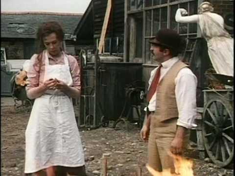 Bob Hoskins and Frances De La Tour in Flickers, DVD out now
