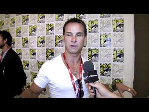 Falling Skies  Season 1 ComicCon Exclusive: Colin Cunningham