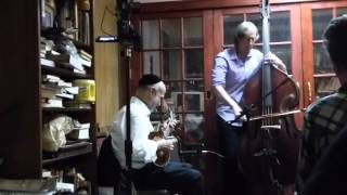 Andy Statman Trio - Akron 12-3-15 Charles Street Synagogue, NYC