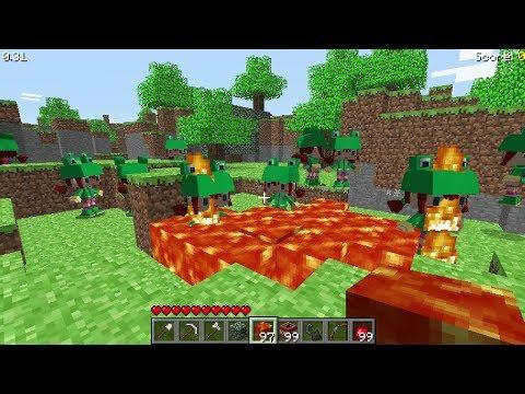 Minecraft Version History - Part 3 - Indev