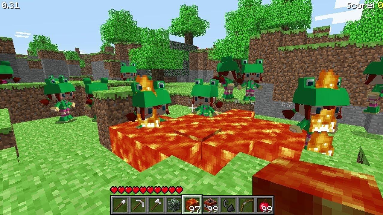 Minecraft Version History - Part 11 - Indev