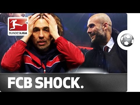 Stunning Home Loss for Bayern - Pure Emotions for Mainz Coach Schmidt