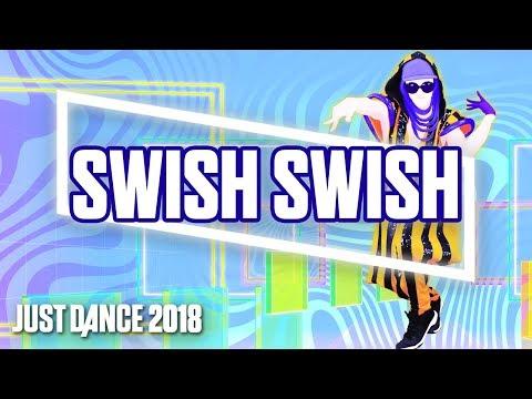 Just Dance 2018: Swish Swish by Katy Perry ft. Nicki Minaj   Official Track Gameplay [US]