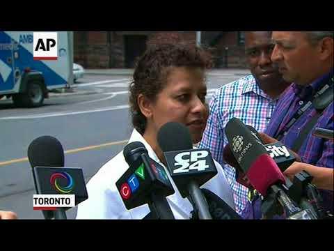 Toronto ER Handled Multiple Shooting Victims