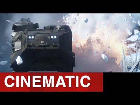 ► Battlefield 3: Alborz Mountains Action-Cinematic