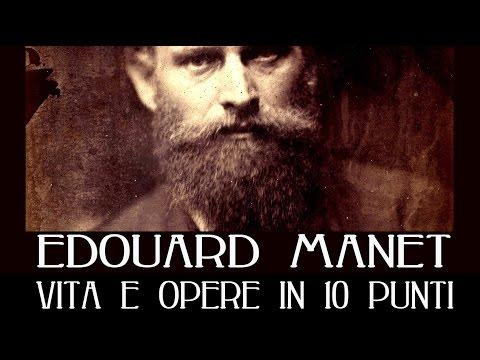 Edouard Manet: vita e opere in 10 punti