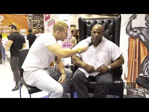 Ronnie Coleman on Arnold's comments on modern bodybuilding