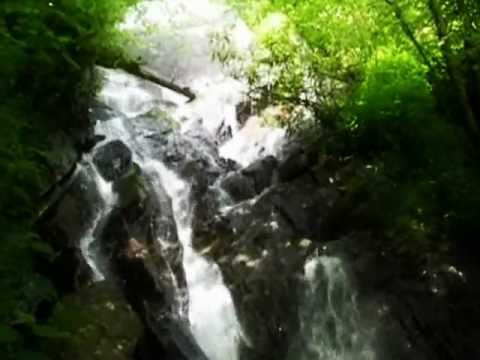 Flat Creek Falls - YouTube