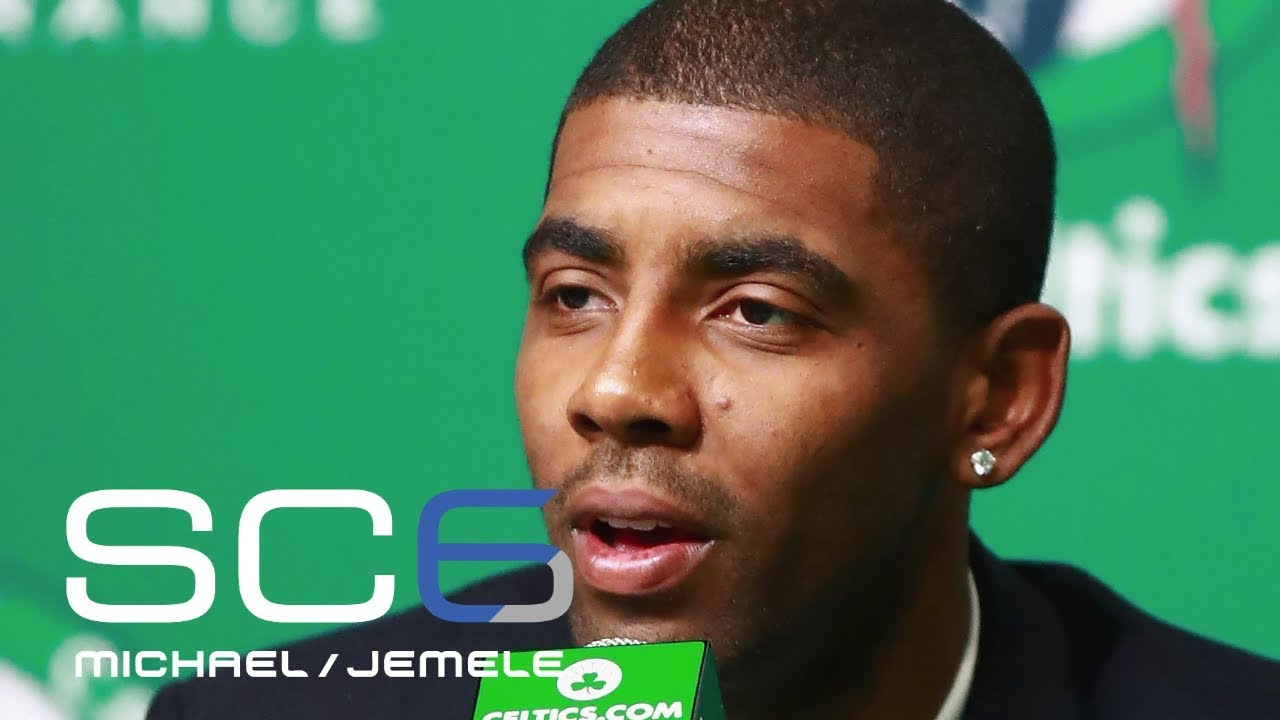 Kyrie Irving is 'fortunate' Boston Celtics traded for him | SC6 | ESPN