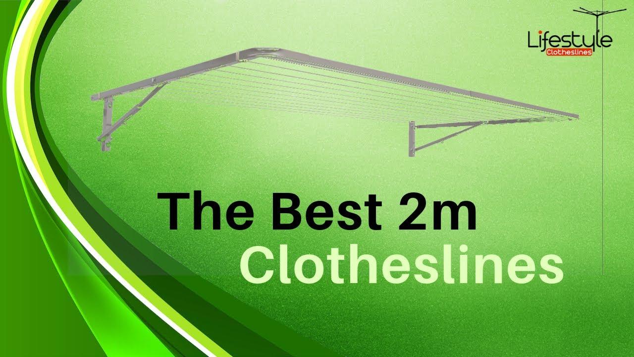 2m Clothesline [Best 2m Models & Brand Reviews 2019]