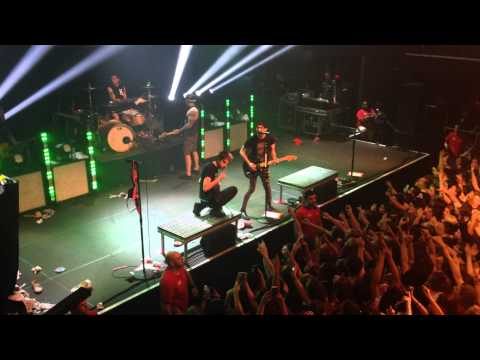Vegas All Time Low  Baltimore, MD