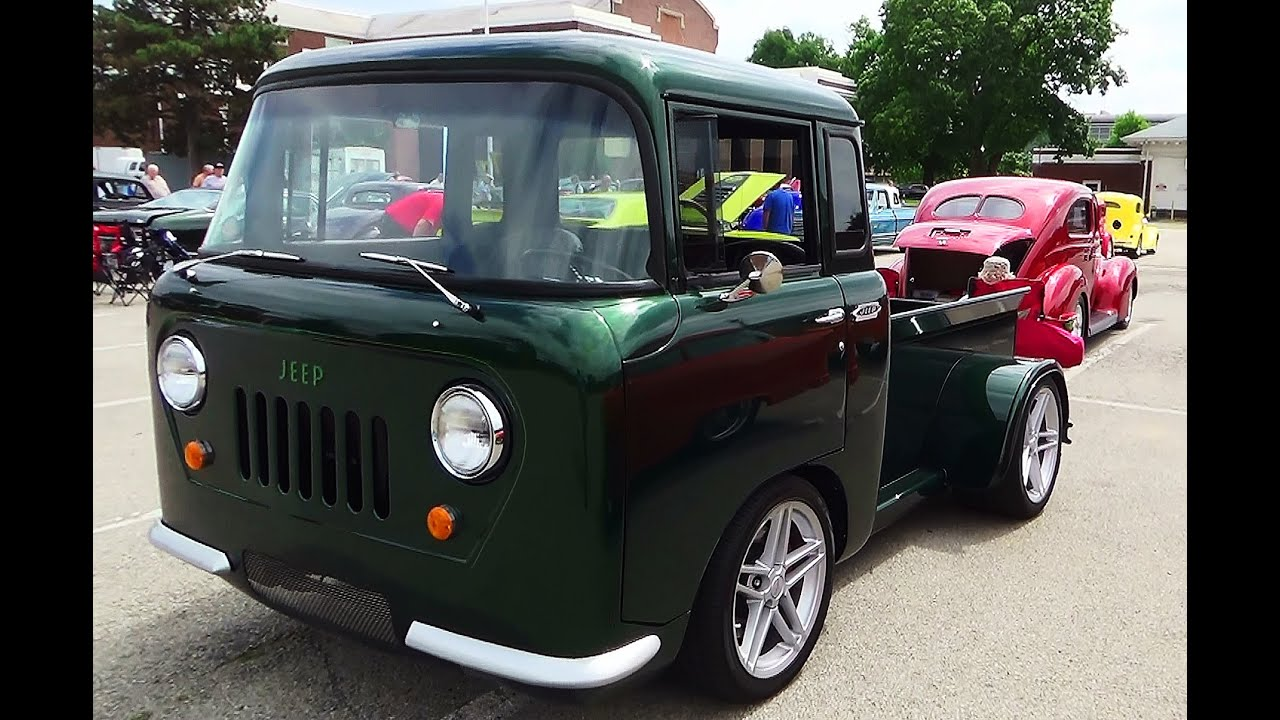 61 Jeep Forward Control Goodguys Indy 2015