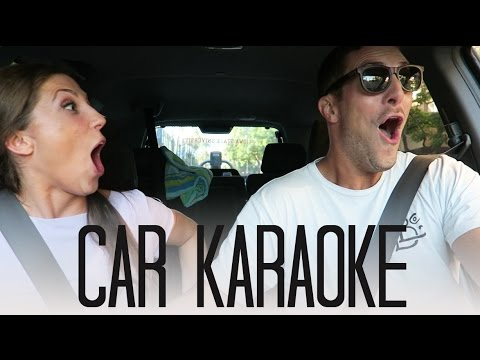 Car Karaoke Battle - Boyfriend VS Girlfriend #CARaoke