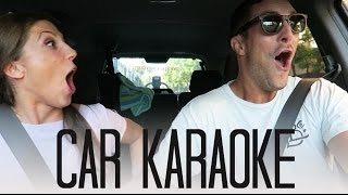 Car Karaoke Battle - Boyfriend VS Girlfriend #CARaoke