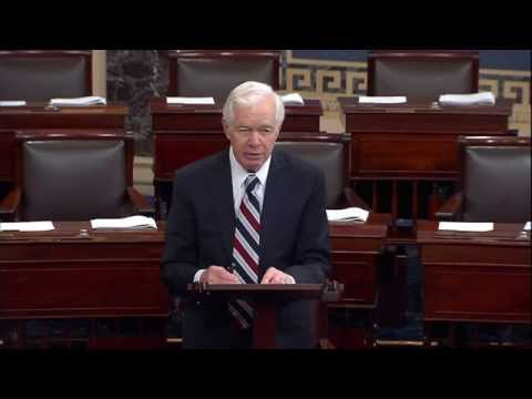Sen. Thad Cochran Speaks Against President Obama