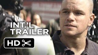 Elysium Blu-ray Release Trailer (2013) - Matt Damon Sci-Fi Movie HD