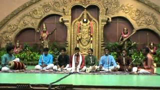 Charanamule nammiti - Kapi ragam - Adi talam - Bhadrachal Ramadas