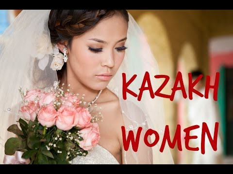 Kazakh women in Almaty ❤ !