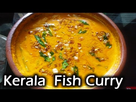 Kerala Style Fish Curry With Coconut Milk | Kerala Meen Curry