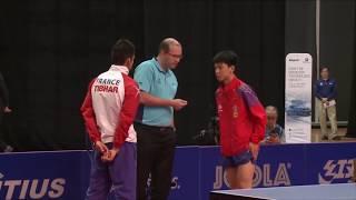 ノースアメリカンOP|男子シングルス決勝 アクズーvs向鵬