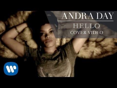 Andra Day - Hello [Lionel Richie Cover Video]