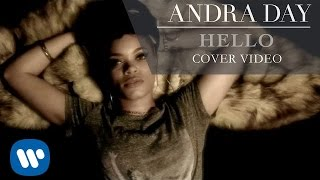 Andra Day - Hello [Lionel Richie Cover Video]