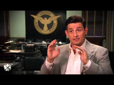 Enver Gjokaj Talks Agent Carter Season Two 2016