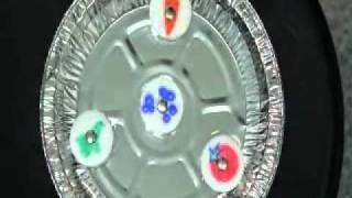 [한진과학] 물에 뜨는 자석 음양오행