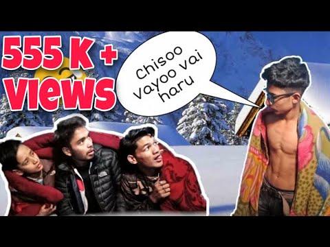 Winter || Nepali Short Comedy || Ganesh GD