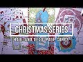 Christmas Series 2017 - Joann's Haul |Hero Arts |Penny Black |AI |Papermania | Decoupage Cards