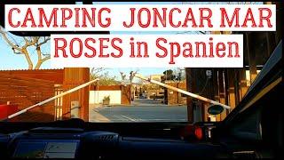 Strand Empuriabrava│Camping Joncar Mar Rundfahrt und Strand in Roses