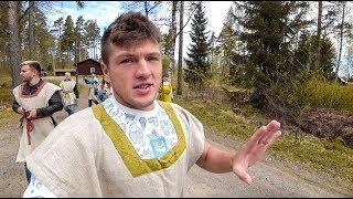 НЕОБЫЧНАЯ ФИНЛЯНДИЯ #2 | КАК ПЕРЕЕХАТЬ ЖИТЬ В ФИНЛЯНДИЮ | ТАИНСТВЕННЫЙ ЛЕС