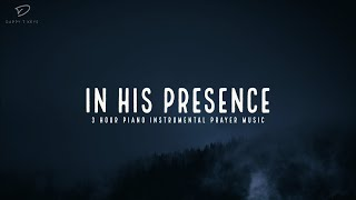 Time With Holy Spirit: 3 H๐ur Prayer Time Music | Time Alone With God | Christian Meditation Music