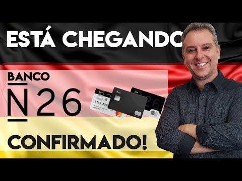 💳N26 Banco Digital| Chegando No Brasil Para Enfrentar Nubank, Neon, Banco Inter E Next🔝