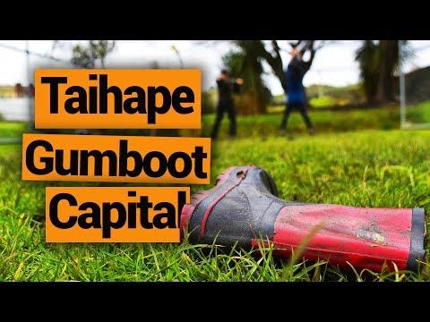 Taihape: Gumboot Capital of New Zealand - New Zealand's Biggest Gap Year – BackpackerGuide.NZ